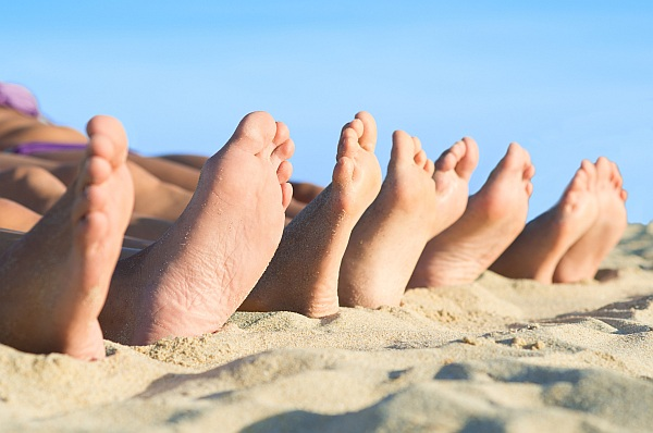 4 Steps to Managing Healthy Feet if You are Diabetic