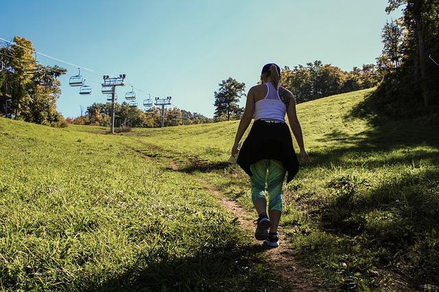 autumn exercise