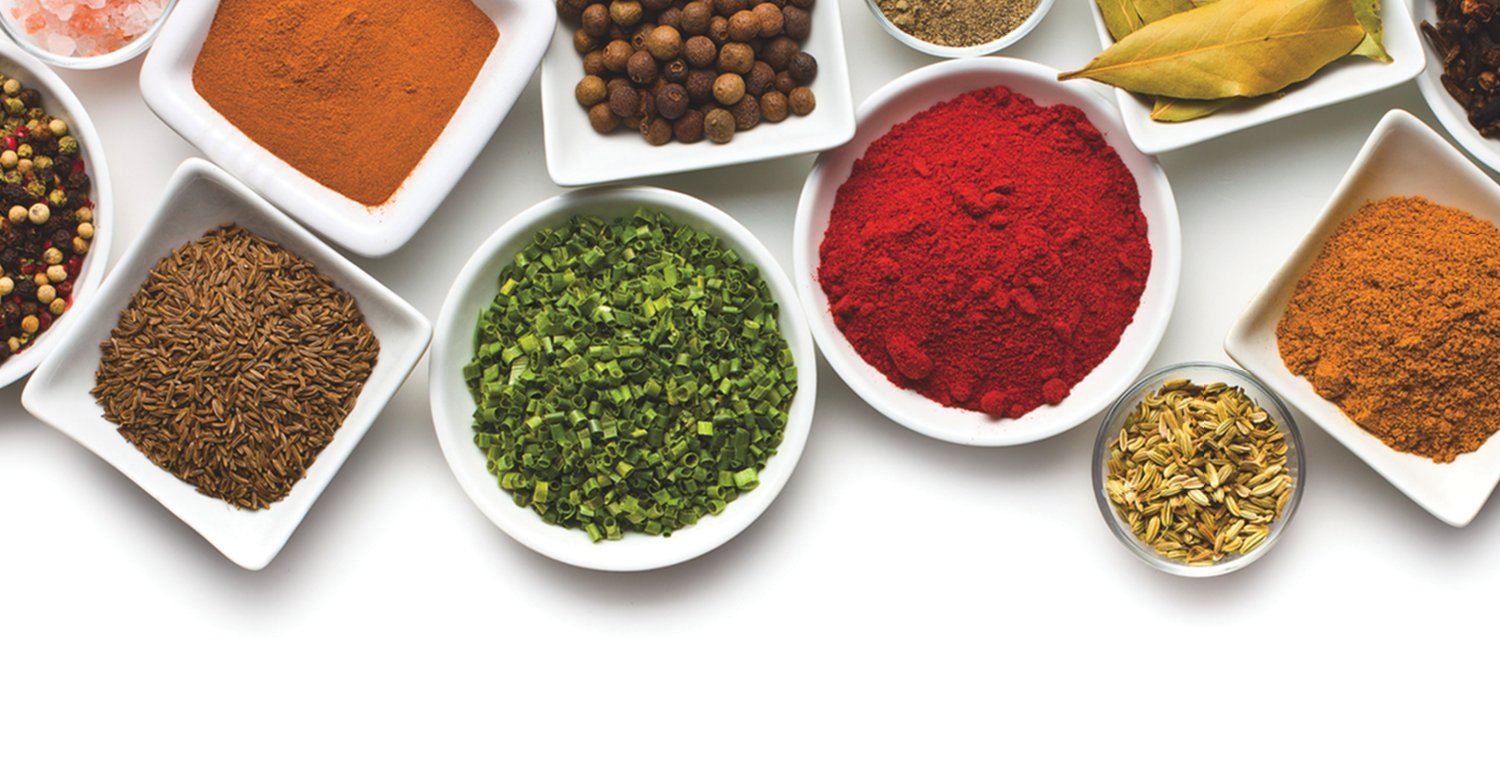 5 Spices to Boost Your Health