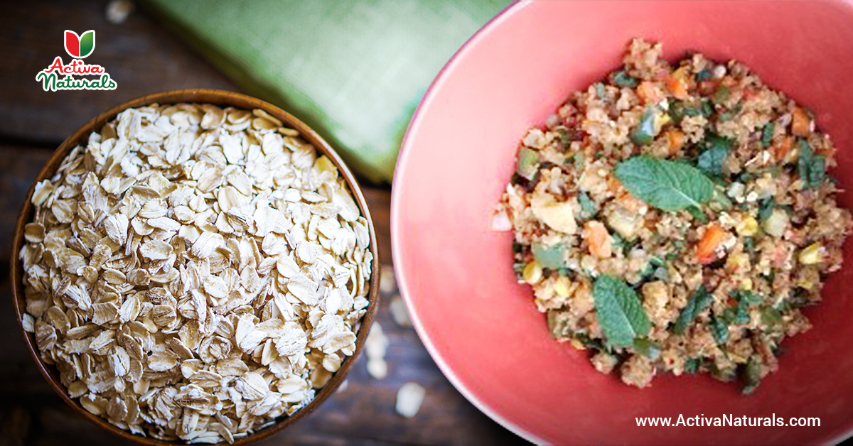 Spicy, Savory and Healthy Oatmeal, You'll Love it!